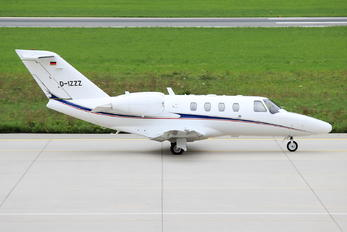 D-IZZZ - Nordwest Air Service Cessna 525 CitationJet