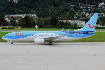 G-TAWV - TUI Airways Boeing 737-800