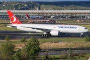 TC-LJL - Turkish Cargo Boeing 777F aircraft