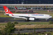 TC-JOZ - Turkish Cargo Airbus A330-200F aircraft