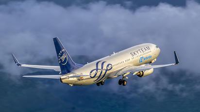 EC-LPQ - Air Europa Boeing 737-800