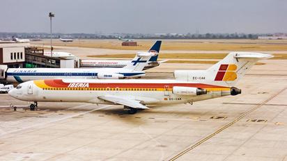 EC-CAK - Iberia Boeing 727-200