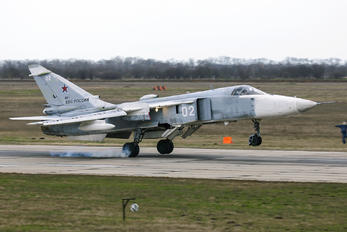 02 - Russia - Air Force Sukhoi Su-24MR