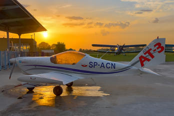 SP-ACN - Private Aero AT-3 R100