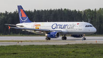 TC-OBS - Onur Air Airbus A320 aircraft