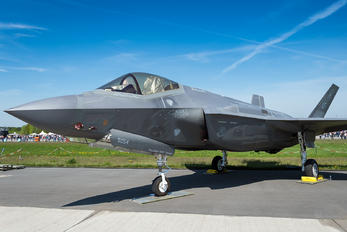 12-5054 - USA - Air Force Lockheed Martin F-35A Lightning II