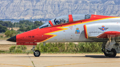 79-25 - Spain - Air Force : Patrulla Aguila Casa C-101EB Aviojet