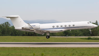 M-FISH - Private Gulfstream Aerospace G-V, G-V-SP, G500, G550