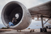- - Iberia Airbus A300 aircraft