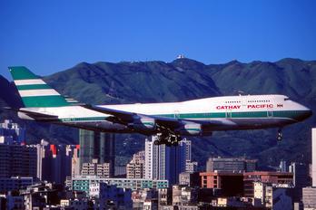 VR-HUB - Cathay Pacific Boeing 747-400