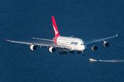 VH-OQA - QANTAS Airbus A380 aircraft