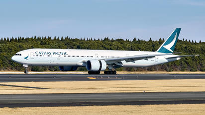 B-KPN - Cathay Pacific Boeing 777-300ER