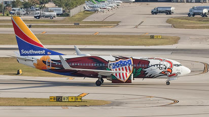 N918WN - Southwest Airlines Boeing 737-700