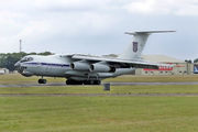 78820 - Ukraine - Air Force Ilyushin Il-76 (all models) aircraft