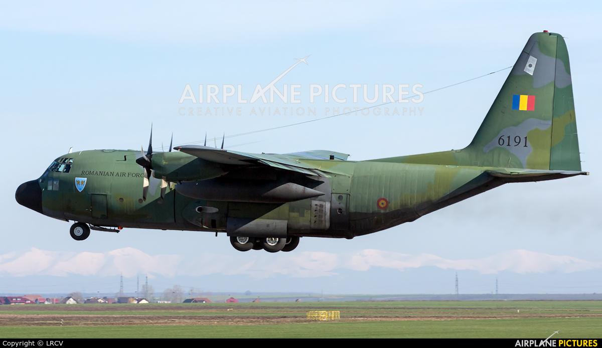 Romania - Air Force 6191 aircraft at Craiova