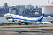 JA888A - ANA - All Nippon Airways Boeing 787-9 Dreamliner aircraft