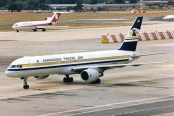 N750AT - American Trans Air Boeing 757-200