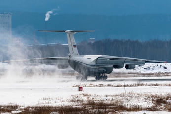 RF-86902 - Russia - Air Force Ilyushin Il-76 (all models)
