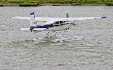 C-GZYN - Private Cessna 185 Skywagon