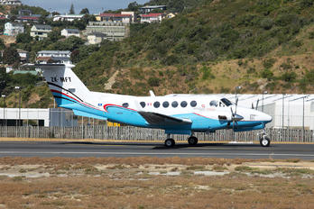 ZK-MFT - Skyline Aviation Beechcraft 200 King Air