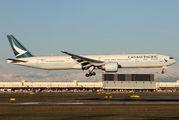Cathay Pacific B-KPU image