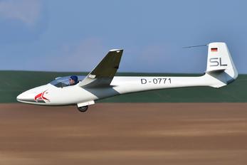 D-0771 - Private Glasflugel H-201 Standard Libelle