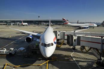 G-ZBKP - British Airways Boeing 787-9 Dreamliner