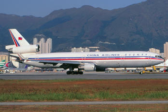 B-151 - China Airlines McDonnell Douglas MD-11
