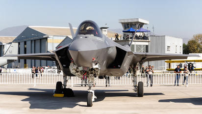 13-5078 - USA - Air Force Lockheed Martin F-35A Lightning II