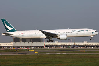 B-KPT - Cathay Pacific Boeing 777-300ER