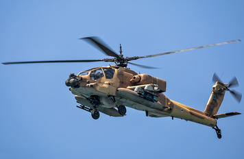 905 - Israel - Defence Force Boeing AH-64A Peten