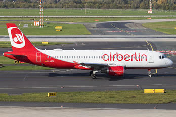 D-ABFG - Air Berlin Airbus A320
