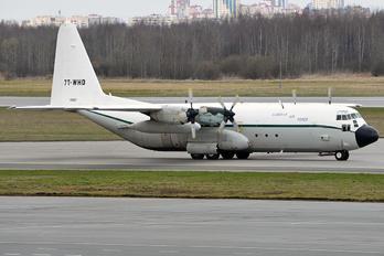 7T-WHD - Algeria - Air Force Lockheed HC-130H Hercules