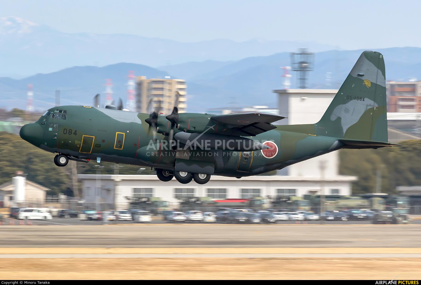 Japan - Air Self Defence Force 05-1084 aircraft at Nagoya - Komaki AB