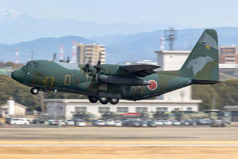 05-1084 - Japan - Air Self Defence Force Lockheed C-130H Hercules