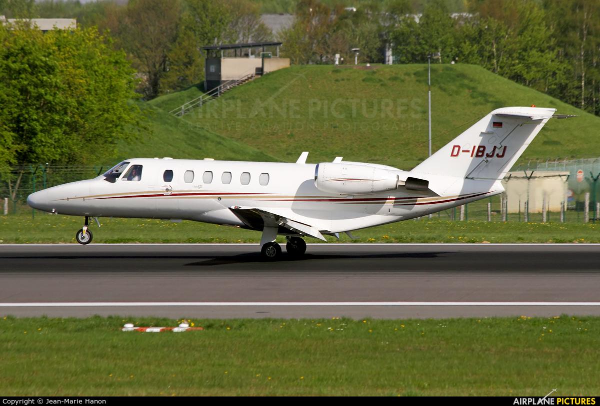 Elbe Air D-IBJJ aircraft at Brussels - Zaventem