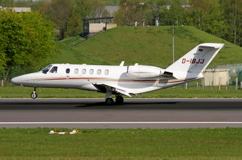 D-IBJJ - Elbe Air Cessna 525A Citation CJ2