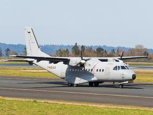 T.19B-20 - Spain - Air Force Casa CN-235M