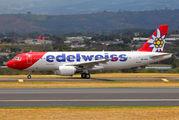 PR-MHB - Edelweiss Airbus A320 aircraft