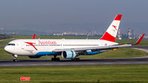 OE-LAE - Austrian Airlines/Arrows/Tyrolean Boeing 767-300ER aircraft