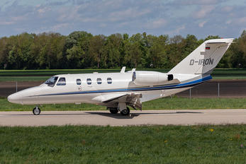 D-IRON - Private Cessna 525 CitationJet