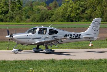 N567MW - Private Cirrus SR-22 -GTS