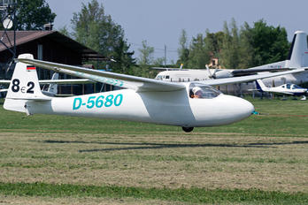 D-5680 - Private Schleicher Ka-6