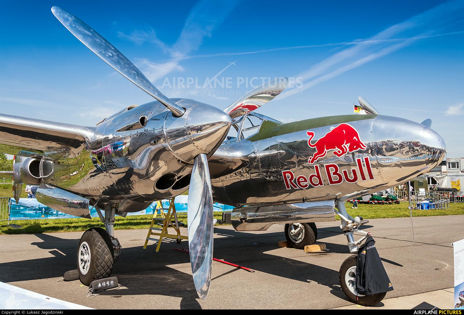 The Flying Bulls N25Y aircraft at Berlin - Schönefeld
