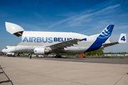 F-GSTD - Airbus Industrie Airbus A300 Beluga aircraft