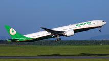B-16716 - Eva Air Boeing 777-300ER aircraft
