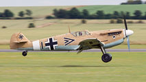 G-AWHE - Spitfire Hispano Aviación HA-1112 Buchon aircraft