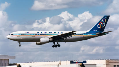 SX-BEH - Olympic Airlines Airbus A300