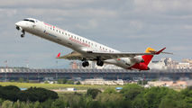 EC-MJP - Air Nostrum - Iberia Regional Bombardier CRJ-1000NextGen aircraft