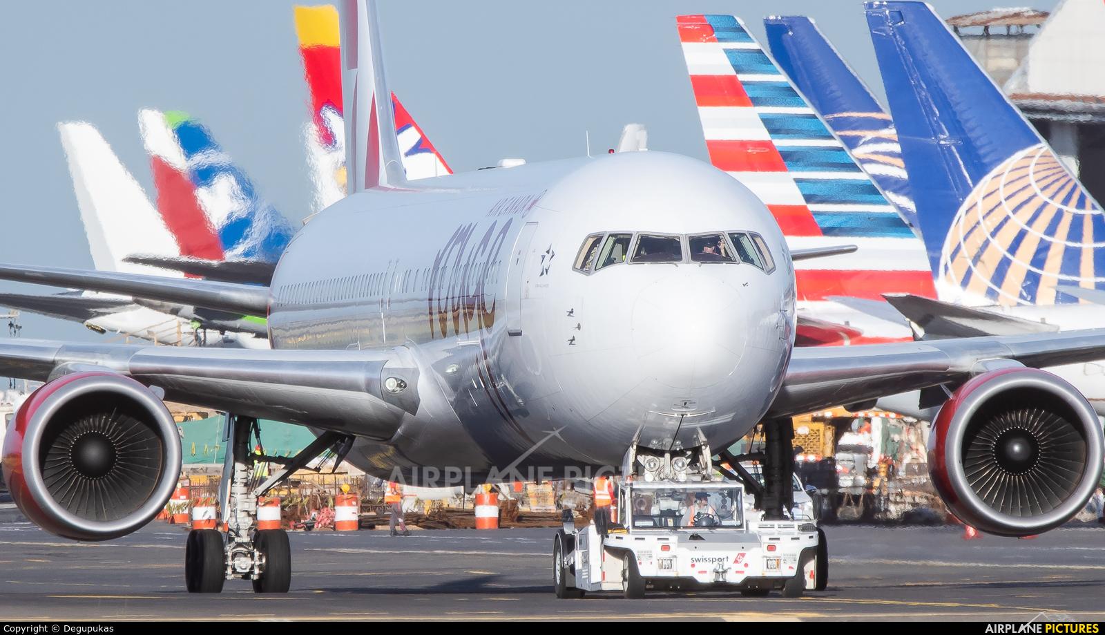 Air Canada Rouge C-GHLT aircraft at San Jose - Juan Santamaría Intl